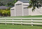 Airly Back yard fencing 14