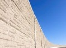 Kwikfynd Brick fencing airly