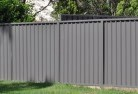 Corrugated fencing