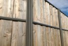 Airly Lap and cap timber fencing 2